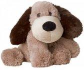 Warmies knuffel hond microgolfoven