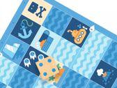 Primotoys - Cubetto Blauwe Oceaan - set