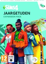The Sims 4 Jaargetijden - Expansion Pack - Windows + MAC - Code in box