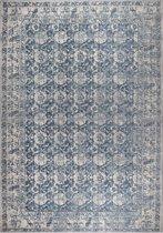 Zuiver Malva - Vloerkleed - Blauw - 170x240cm
