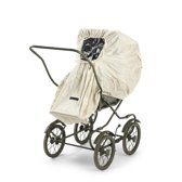 Elodie Details regenhoes voor buggy - Gold Shimmer