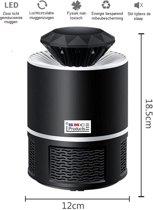 Elektronische Muggen killer 5 Watt voor binnen met USB aansluiting - DD-10230 (*Wegens enorme belangstelling langere levertijd!)