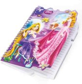 Princess Notitieboek 3D