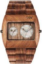 Jupiter RS Nut - houten horloge