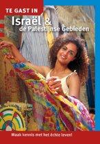 Boek cover Te gast in pocket - Te gast in Israel & de Palestijnse Gebieden van Nicolien Zuijdgeest