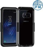 Samsung S9 Waterdichte Stofdichte Hoes IP68 | Samsung Galaxy S9 Waterproof Shockproof Case | Geheel Waterdicht en Rondom Bescherming | Kleur Zwart