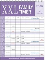 Family timer XXL 2020 (8 personen)