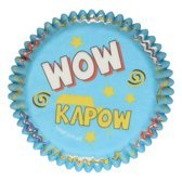 FunCakes Cupcake Vormpjes Muffin Vormpjes Papier Super Heroes pk/48