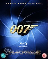 James Bond 6 Pack