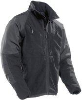 1245 Fleece jacket  Black xxl