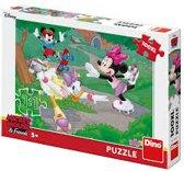 Puzzel mickey mouse en friends puzzel 100 xl stukjes