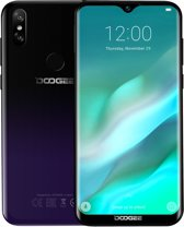 Doogee Y8 6,1 inch Android 9.0 Quad Core 3400mAh 3GB/16GB Paars