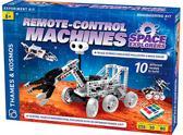 Remote-Control Machines Space Explorers