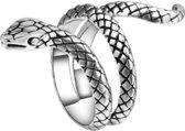 Slangen ring- Mt 10- reptiel