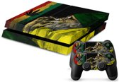 Jamaica - PS4 Console Skins PlayStation Stickers