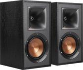 klipsch r 51m boekenplank speaker zwartset