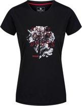 Regatta-Wmns Fingal IV-Outdoorshirt-Vrouwen-MAAT XS-Zwart