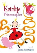 Keteltje - Prinses op les