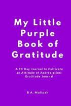 My Little Purple Book of Gratitude