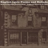 English Lyric Poems & Ballads