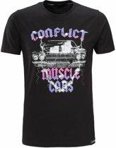 T-Shirt Muscle Cars Black