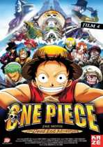 One Piece Film  5: The Curse Of The