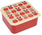 Rexinter broodtrommel lunchbox Vintage Apple lunchbox Vintage Apple