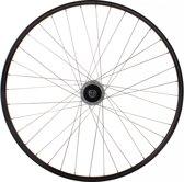 Ryde Voorwiel 28 Inch Rollerbrake 36g Alu/rvs Zwart