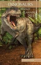 Dinosaurs Weekly Planner 2015
