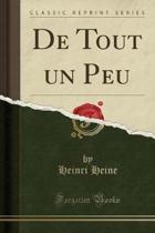 de Tout Un Peu (Classic Reprint)