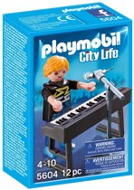 Playmobil 5604 Popstars Keyboard