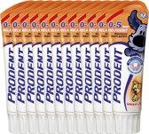 Prodent 0-5 jr Woezel & Pip - 12 x 75 ml - Tandpasta - Voordeelverpakking