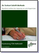Cursus stenografie middels de Verkort Schrift Methode (VSM Methode, computer steno)