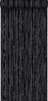 Origin behang strepen zwart