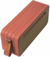 Kreafunk - aMove - Portable Bluetooth Speaker - Soft Coral