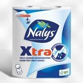 Nalys Xtra Huishoudpapier - 6x2 rollen