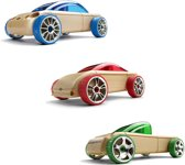 Automoblox: Mini S9 / C9 / T9 - 3 pack