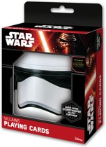 Star Wars The Force Awakens Speelkaarten in Stormtrooper Helm