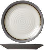 Cosy & Trendy Stone Plat Bord - Ø 25.5 cm - Set-4