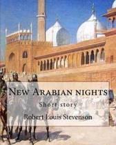 New Arabian Nights, by Robert Louis Stevenson (World's Classics)