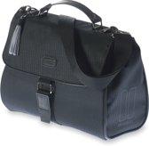 Basil Noir City bag - Stuurtas - 6l - Zwart