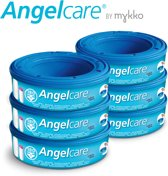 Angelcare luieremmer navulcassettes 6-pack