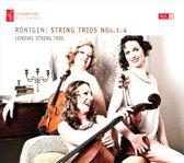 Rontgen: String Trios 1-4