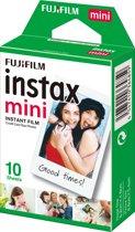 Fujifilm film Instax Mini Colorfilm Glossy Enkel pak