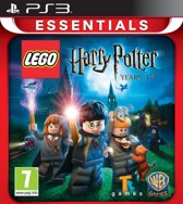 LEGO Harry Potter: Years 1-4 (Essentials) /PS3