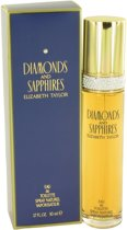 Elizabeth Taylor Diamonds & Saphires EDT 50 ml