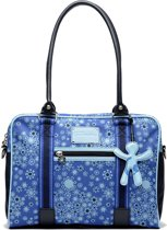 LITTLE COMPANY - Luiertas / Verzorgingstas - Today Shoulder Bag - Blauw