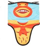 Burton Lightweight - Facemask - Volwassenen - Unisex - One size - Geel/Blauw