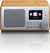 Lenco DIR-100 - Internetradio - Hout