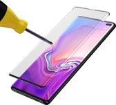 BeHello Samsung Galaxy S10+ Edge to Edge High Impact Glass Screen Protector Zwart